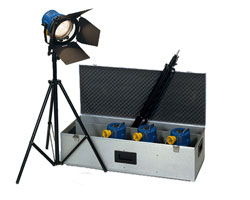 ARRI Deluxe Pocket Par Kit Case
