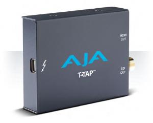 <strong>AJA</strong><br /> T-TAP