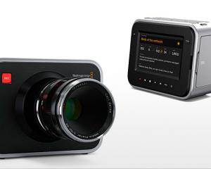 Blackmagic Design Cinema Camera EF/MFT
