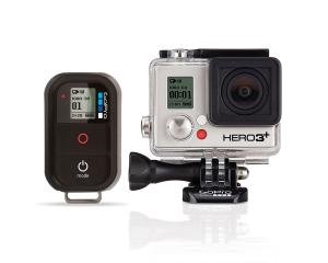 <strong>GoPro</strong><br /> HERO3+ Black Edition