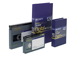 Sony DIGITAL BETACAM