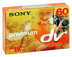 Sony Mini DV