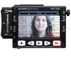 Sound Devices Pix 220