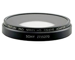 Century Fisheye HD Adapter