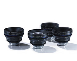 Zeiss Compact prime CP.2 4-lens Advanced set