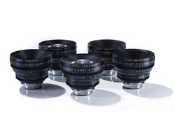 Zeiss Compact prime CP.2 5-lens Advanced set