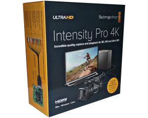 <strong>Blackmagic Design</strong><br /> Intensity Pro 4K