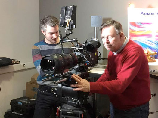 Angenieux Open Day