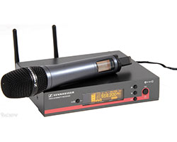 Microfone wireless Sennheiser EW-135