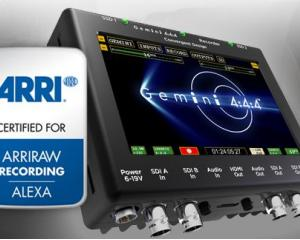 Convergent Design Arri Raw upgrade